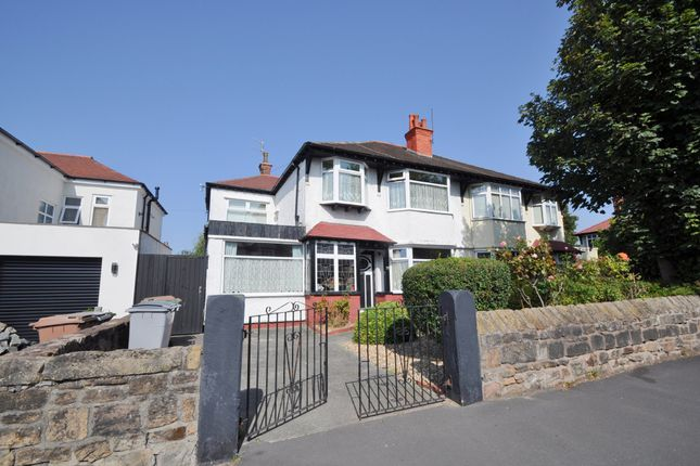 Thumbnail Semi-detached house for sale in Grove Road, Wallasey