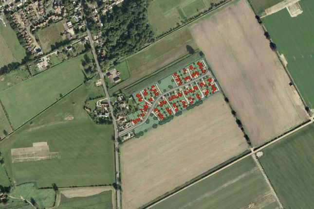 Thumbnail Land for sale in Tattershall Road, Woodhall Spa