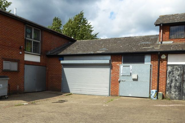 Thumbnail Light industrial to let in Radcliffe Road, Southampton