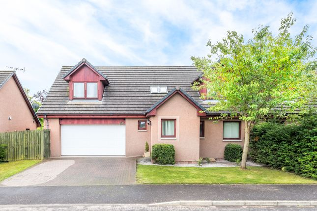Thumbnail Semi-detached house for sale in Old Mill Place, Friockheim, By Arbroath