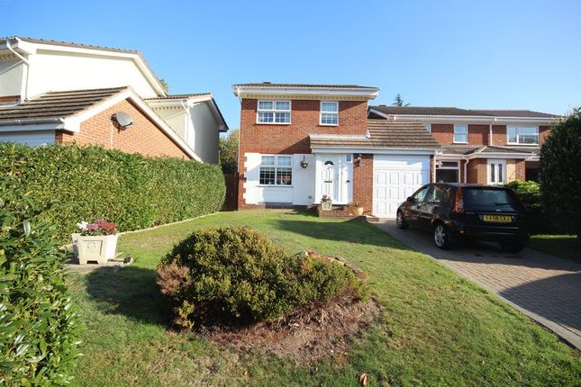 Thumbnail Detached house for sale in West Rise, Tonbridge