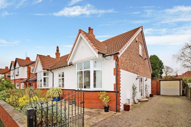 Thumbnail Detached bungalow for sale in St. Marys Road, Sale