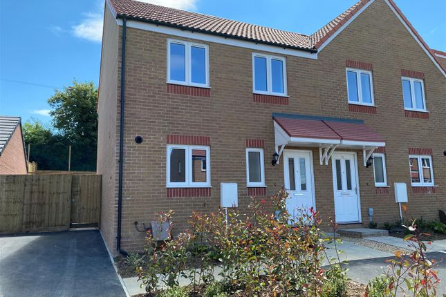 3 bed semi-detached house for sale in Lawrence Drive, Calne SN11