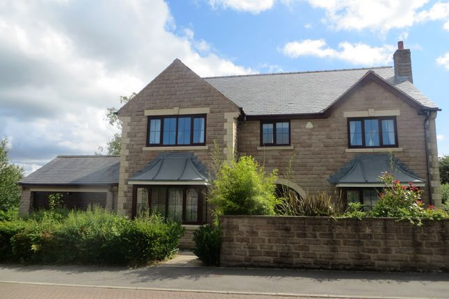 Thumbnail Detached house for sale in Greenacre Gate, Lepton, Huddersfield