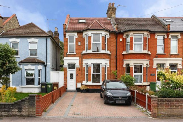 Thumbnail Property for sale in Hainault Road, London