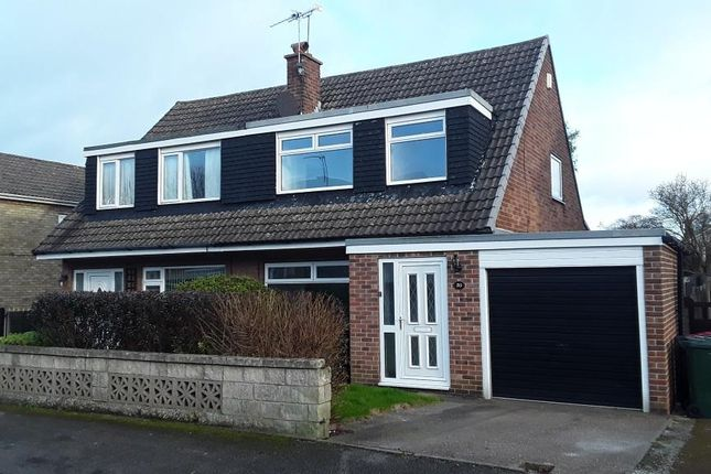 3 bed semi-detached house to rent in Devonshire Drive, North Anston, Sheffield S25