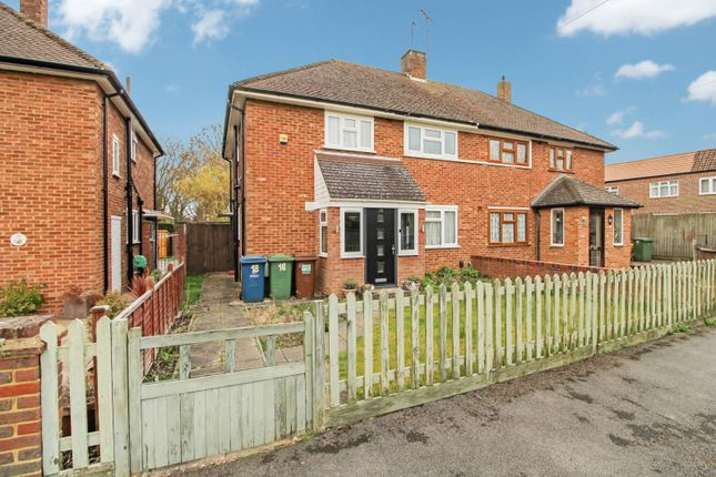 Thumbnail Semi-detached house to rent in Flecker Close, Stanmore