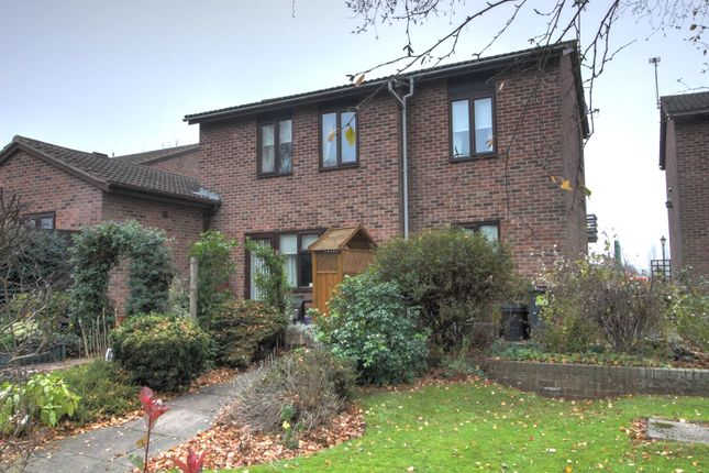 Thumbnail Semi-detached house for sale in Spinney Drive, Botcheston, Leicester