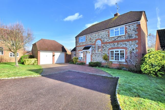 Thumbnail Detached house for sale in Goldsmith Close, Wokingham