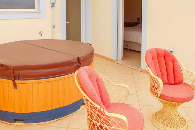 Master Bedroom Balcony Jacuzzi