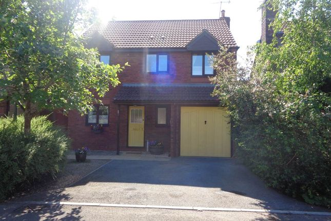 Thumbnail Detached house to rent in Clayfield, Yate, Bristol