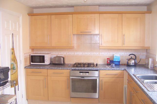Thumbnail Detached house to rent in Longridge Way, Weston-Super-Mare