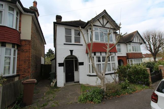 Thumbnail Detached house for sale in Carshalton Park Road, Carshalton