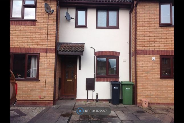 1 bed terraced house to rent in The Pastures, Lower Bullingham, Hereford HR2