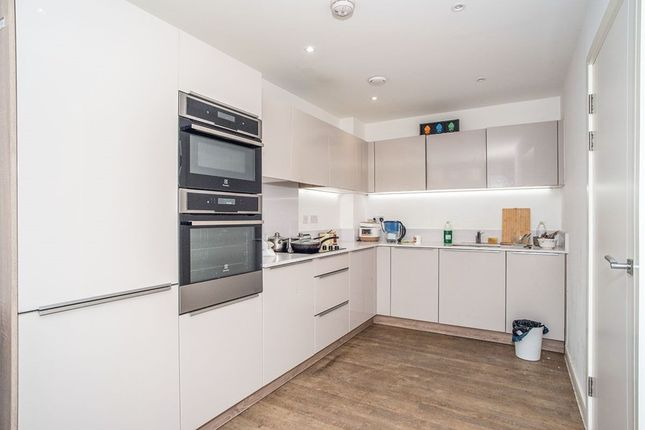 Thumbnail Flat to rent in Cable Walk, London