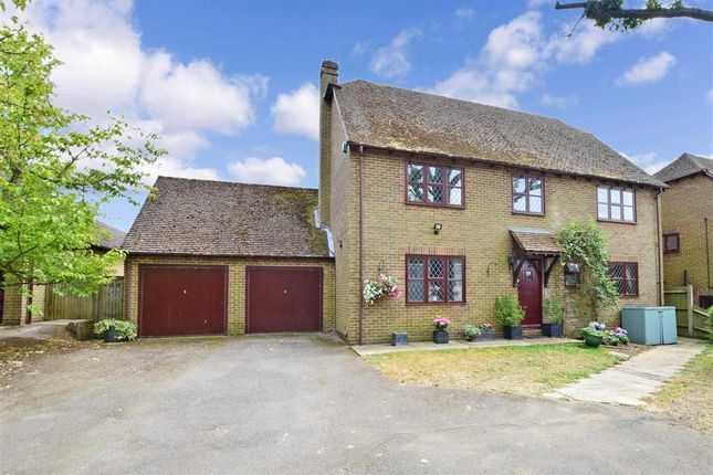 Front Elevation of Red Hill, Wateringbury, Maidstone, Kent ME18