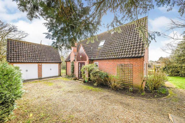 Thumbnail Property for sale in Nursery Lane, South Wootton, King's Lynn