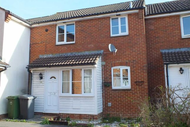 Thumbnail Terraced house to rent in Buckleaze Close, Trowbridge, Wiltshire
