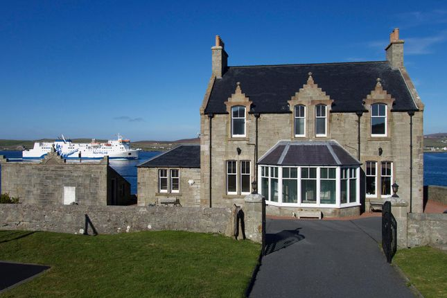 Thumbnail Town house for sale in Twageos Road, Lerwick