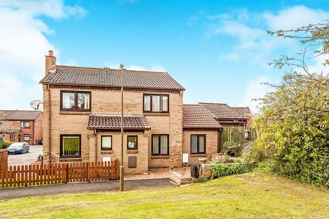 Thumbnail Semi-detached house for sale in Royal Court, Penicuik