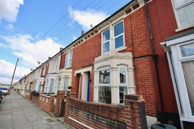 Thumbnail Property to rent in Catisfield Road, Southsea