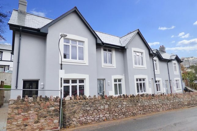 Thumbnail Terraced house for sale in Ellacombe Road, Torquay