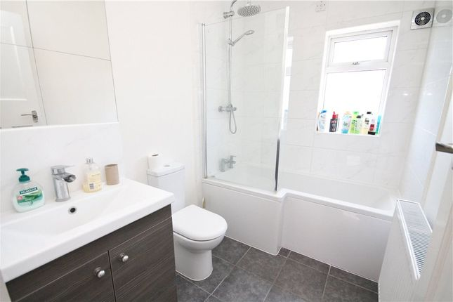 Thumbnail Terraced house to rent in Frimley Gardens, Mitcham