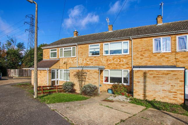 Thumbnail Terraced house for sale in Luard Way, Birch, Colchester