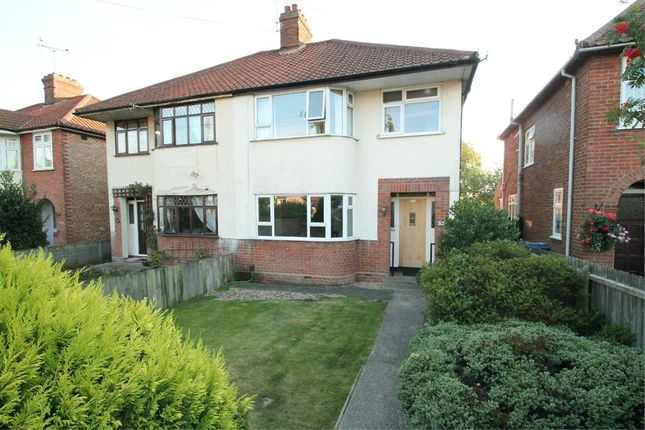 3 bed semi-detached house for sale in Norwich Road, Ipswich, Suffolk