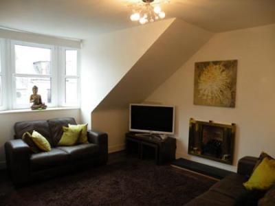 Flat to rent in Crown Street, Aberdeen