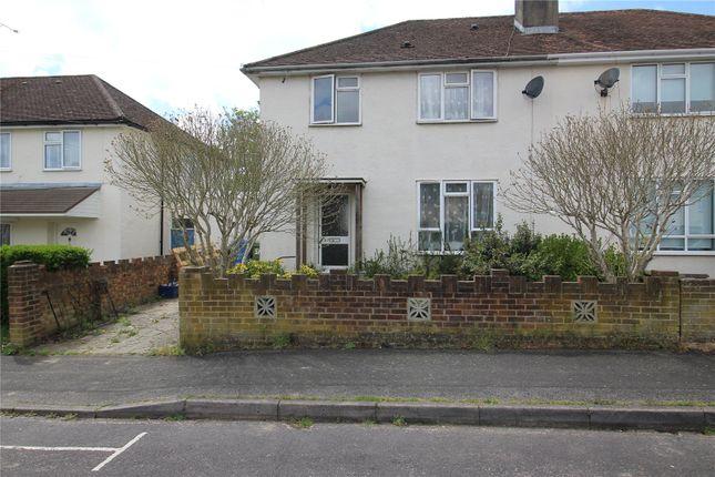3 bed semi-detached house for sale in Oaken Copse Crescent, Farnborough GU14