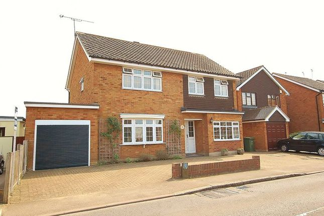 Detached house for sale in High Road, North Stifford, Grays