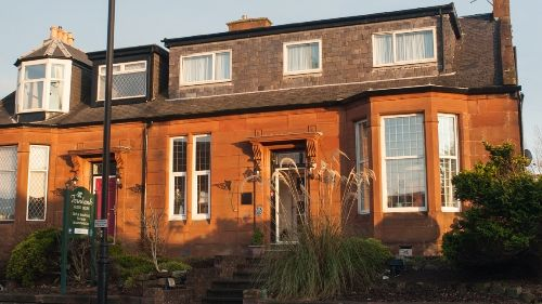 Thumbnail Hotel/guest house for sale in Prestwick, Ayrshire