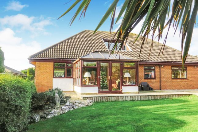Thumbnail Detached bungalow for sale in Oyster Bend, Sully, Penarth