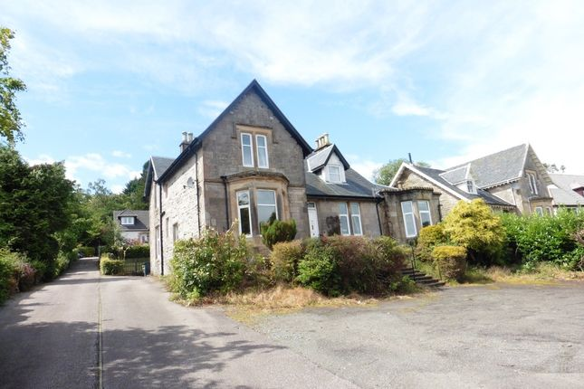 Thumbnail Property for sale in Holly Lodge 37 Eccles Rd, Dunoon