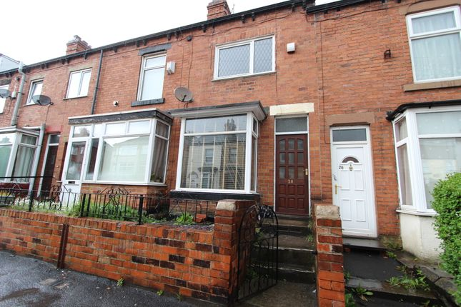 3 bed terraced house to rent in Standon Road, Sheffield S9