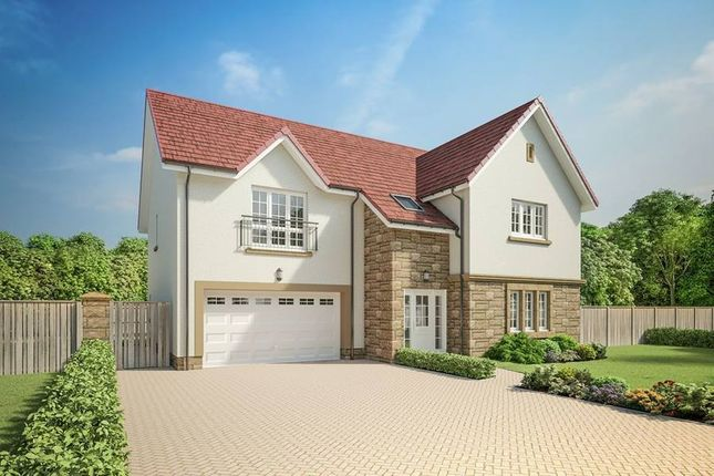 "Thumbnail Detached house for sale in ""The Moncrief"" at Kirk Brae, Cults, Aberdeen"