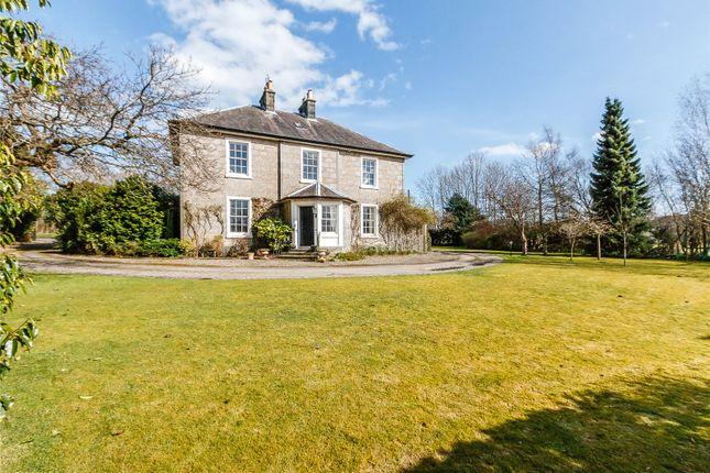 Thumbnail Detached house for sale in Devon Road, Dollar, Clackmannanshire