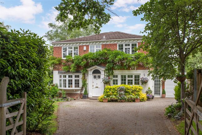 Thumbnail Detached house for sale in Crowsley Road, Shiplake, Oxfordshire