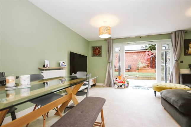 Thumbnail End terrace house to rent in Jenner Boulevard, Lyde Green, Bristol
