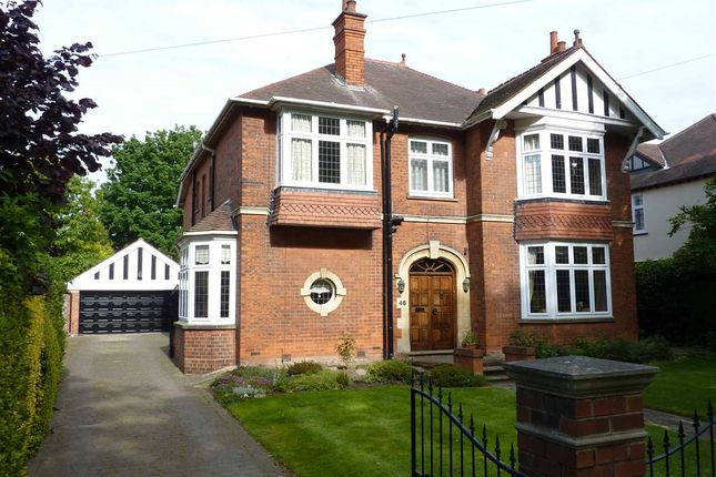 Thumbnail Detached house for sale in Park Drive, Grimsby