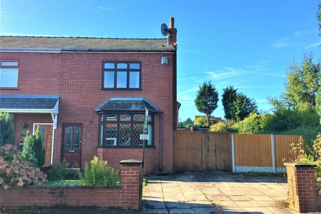 Thumbnail Semi-detached house for sale in Mill Lane, Burscough, Ormskirk