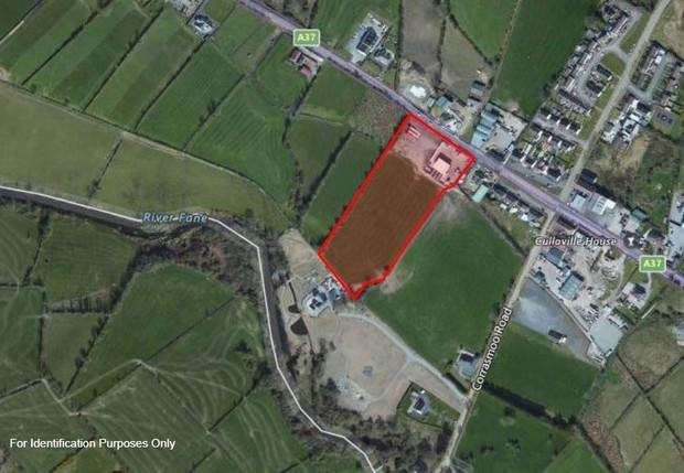 Thumbnail Land for sale in Concession Road, Cullaville, Newry, County Down