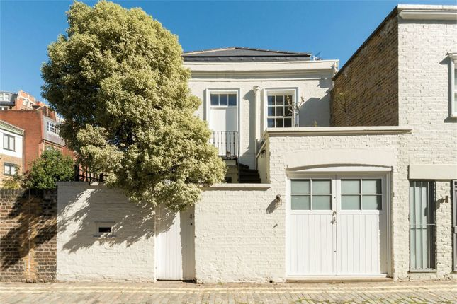 Thumbnail Semi-detached bungalow for sale in St Petersburgh Mews, London