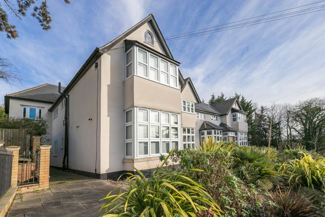 Thumbnail Flat for sale in Albion Park Court, 7 Albion Hill, Loughton, Essex