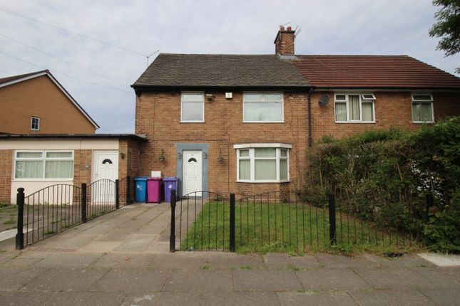 3 bed terraced house to rent in Eastern Avenue, Liverpool L24