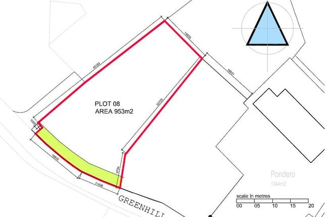 Land for sale in Greenhill Road, Hareshaw, Cleland