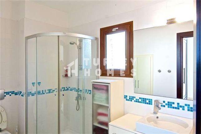 Sea View Villa - Gumusluk, Bodrum - Ground Floor Shower Room