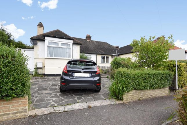 Thumbnail Bungalow to rent in Eversleigh Road, New Barnet