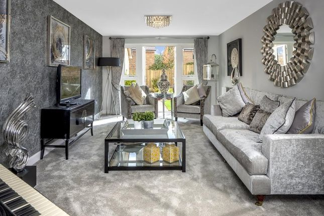 """Thumbnail Detached house for sale in """"Nightingale"""" at The Green, Upper Lodge Way, Coulsdon"""